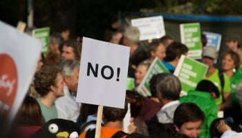 Vides protesti, to radītā rezonanse un loma vēsturē un šodien