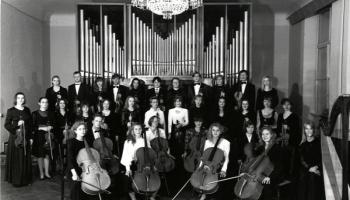 JVLMA - 100. JVLMA simfoniskais orķestris. Daži vēsturiski akcenti ievadam