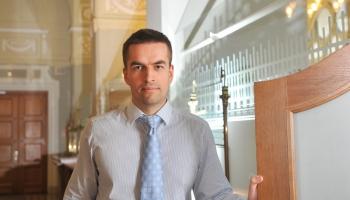 Krustpunktā Lielā intervija: Latvijas Bankas ekonomists Oļegs Krasnopjorovs