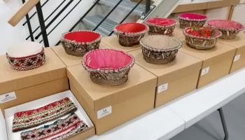 Etnogrāfijas kolekcija LNVM: daudzi eksponāti ir novadu tērpu pirmavoti