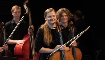 Čelliste Māra Botmane: Biju ļoti pārliecināta, ka gribu spēlēt
