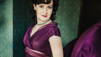 Кристине Гайлите. Сопрано яркой молодости