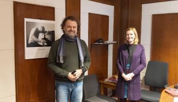 Mārtiņš Klišāns: nonākt Latvijas Radio kora priekšā ir katra diriģenta sapnis
