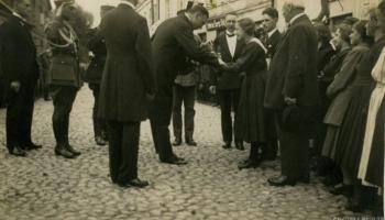 Ārlietu jautājumi Latvijā no neatkarības pasludināšanas līdz Neatkarības kara beigām