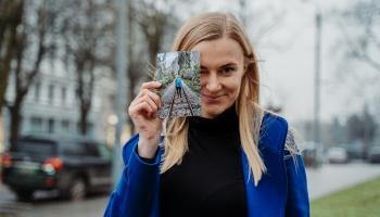 Latvijas dēkaiņi #7 - Ieva Smilga