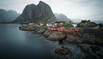 Норвегия: галопом по фьордам