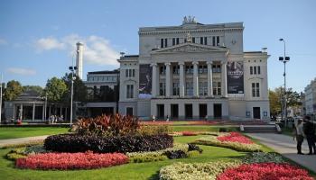Latvijas operas ēka tehniskais stāvoklis ir kritiskā situācijā