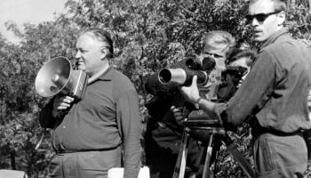 Vai zini, kā režisors Aleksandrs Leimanis loterijā laimēja mašīnu?