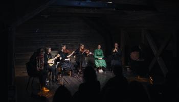 """Latvijas ebreju mūzikas vakars Žaņa Lipkes memoriālā un """"BaltFolk"""" deju sarīkojumi"""