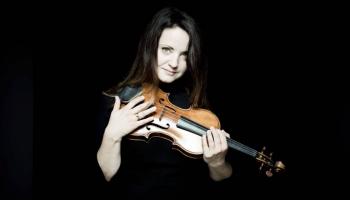 Vijolniece Baiba Skride: Lielākā dāvana dzimšanas dienā ir iespēja spēlēt kopā ar orķestri