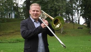 Mūziķis no Valmieras - Sandris Dubovs