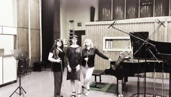 """""""Trio Nyx"""" ar Artūra Grīnupa Trio un Jāņa Porieša """"Dīvaino deju"""""""
