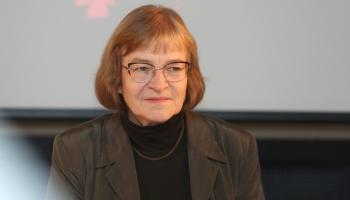 Filmu māksliniece Ieva Romanova