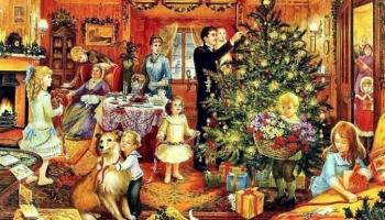 """""""Ziemassvētku dziesmiņa"""" - tautā saukta par """"Karamelēm"""""""