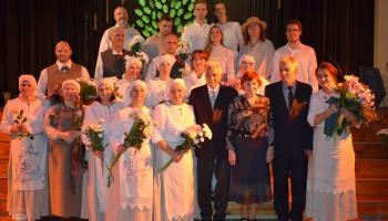 Zane Jančevska un Ēdoles tradicionālās kultūras mantojums