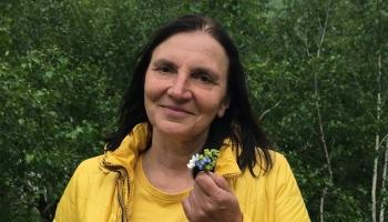 Kulturysdzeivis aktiviste Viļānūs –Vivita Skurule