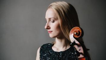 Кристине Баланас: скрипка и магия