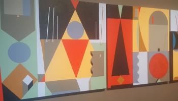 Marka Rotko dzimšanas diena Daugavpilī tradicionāli vainagojas ar glezniecības izstādi