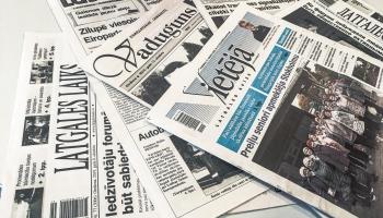 Vietējās avīzes mēģina izdzīvot un aicina cilvēkus vairāk lasīt