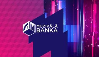 Sākusies biļešu tirdzniecība uz MUZIKĀLĀS BANKAS 2021 finālšovu Daugavpilī