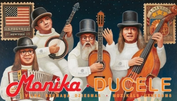"Grupas ""Ducele"" koncertprogramma ""Monika"""