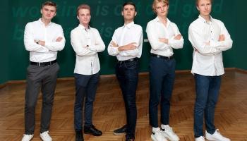Latvijas delegācijai starptautiskajā ekonomikas olimpiādē - piecas sudraba medaļas