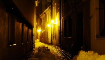 В тишине Шумной улицы