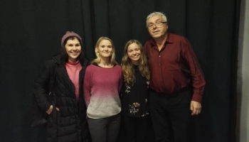 Mīklas min jaunās džeza dziedātājas Rūta Dūduma Ķirse, Arta Jēkabsone un Beāte Zviedre