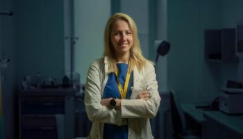 Monopola viešņa traumatoloģe-ortopēde Inese Breide