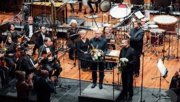 """""""Ritma dzīres"""", """"Sinfonietta Rīga"""" un LSO sezonas atklāšana un Indras Rišes jubileja"""