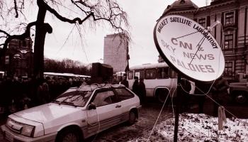 Baltijas valstu centienos pēc neatkarības bija svarīgs ārvalstu informatīvais atbalsts