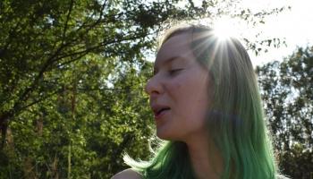 Spārni un dzīve. Saruna ar dzejnieci Katrīnu Rudzīti