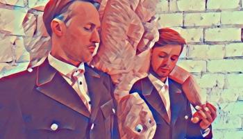 """Ar instrukciju izrādi """"Ohh"""" dramaturgs Jānis Balodis debitē režijā"""