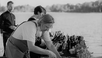 Restorāni pārmaiņu laikā: viesos šefpavārs Ēriks Dreibants