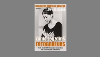 Kandavas muzejā aplūkojama fotogrāfa Žaņa Legzdiņa darbi