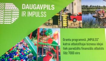 Daugavpils pašvaldības grantu programmai pieteiktas 29 biznesa idejas