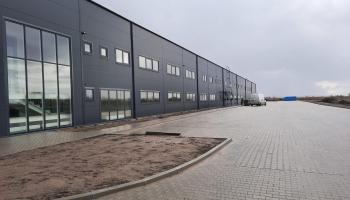 Liepājā turpina attīstīties Dūņu ielas industriālā teritorija