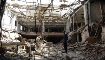 Stājies spēkā pamiers Jemenas stratēģiski svarīgajā Hudeidas ostas pilsētā