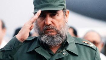 13. augusts. Pasaulē nāk Kubas revolucionārs un ilggadējs  prezidents Fidels Kastro