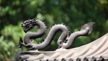 Образ дракона в мифологии разных народов