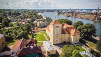 Bez mēra un politiskā atbalsta valdībā, Ventspils daudz neatšķiras no citām pilsētām