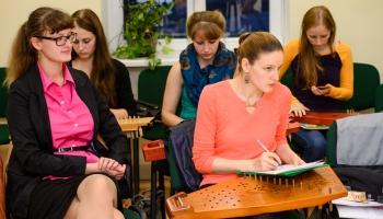 Daugavpilī trešo reizi rīko Latgales folkloras skolu