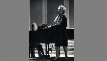 Dziedātājai Artai Pilei - 105!