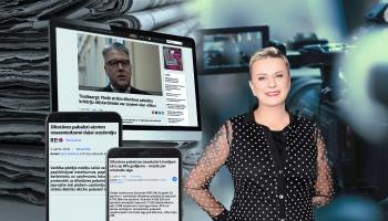 Cilvēks ziņu virsrakstos: Linda Mūrniece par dīkstāves pabalstu nesaņemšanu