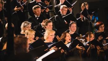 """Aigars Reinis, VAK """"Latvija"""" un Māris Sirmais koncertā """"Garīgās paralēles. Anglija"""""""