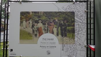 Monika Michaliszyn: Polacy w Lipawie zawsze stanowili ważny element społeczności