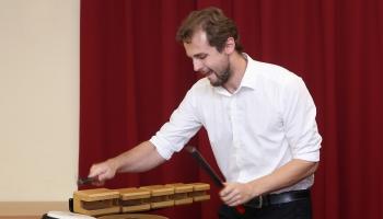Sitaminstrumentālists Guntars Freibergs un viņa mūzika