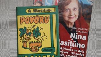 Par sovulaik slovonuokū kulinari i povuorgruomotu autori Antoninu Masiļūni