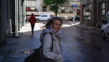 Arhitekti Gunitu Kuļikovsku interesē veidot pilsētas sajūtu, vibrāciju un piedzīvojumu