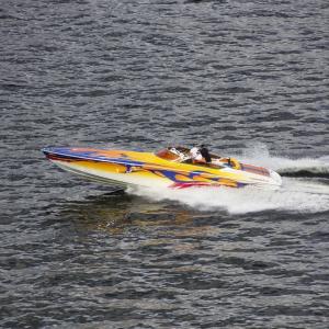 Monopola viesis uzņēmējs, ūdens moto sportists Māris Zemracis